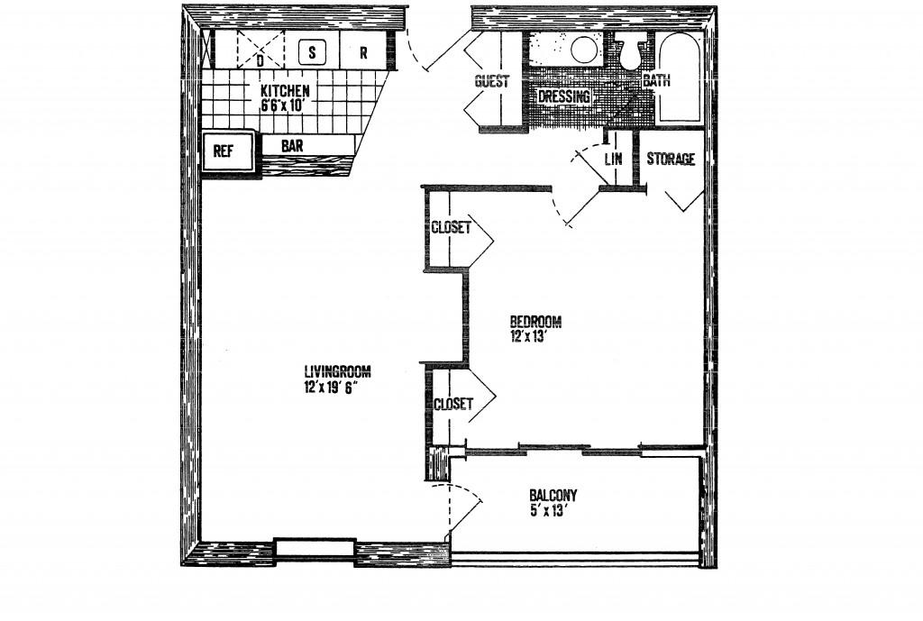 Peppermill Floor Plan