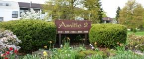 Amitie 2 signboard